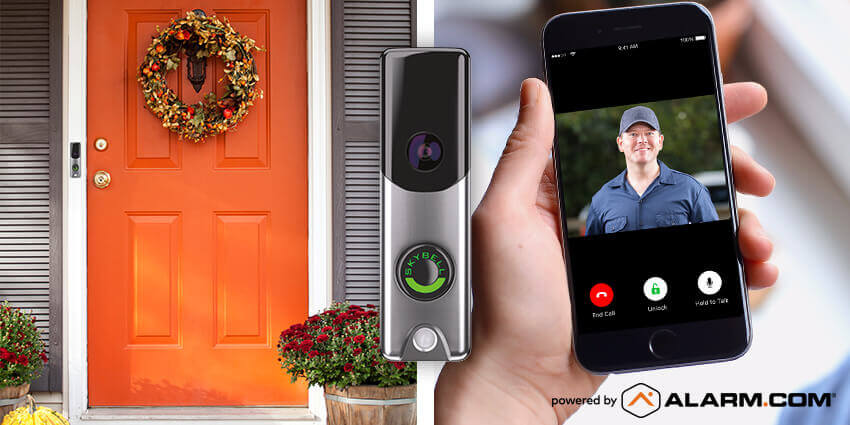 Doorbell Camera Monitoring