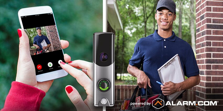 Visual Doorbells