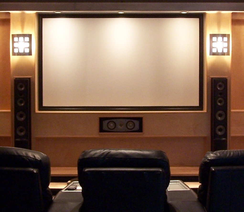 Home Theater for Your Needs