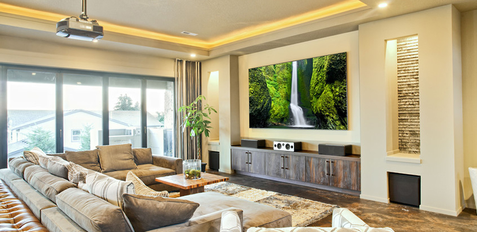 Home Theater Installations