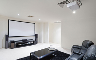Custom Home Theater Installations
