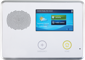 Touch Screen Alarm Keypads