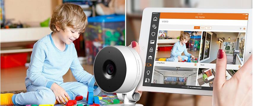 Smart Home Video Cameras